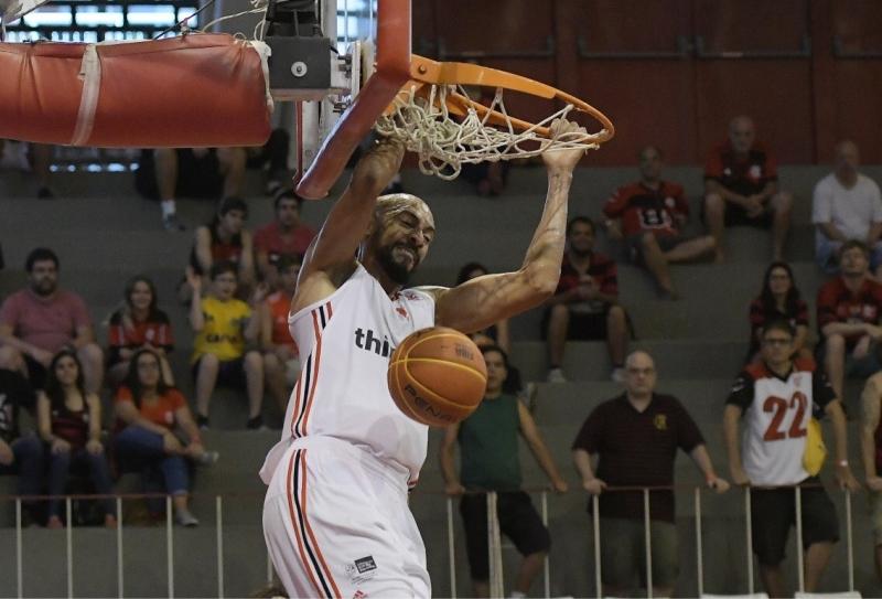 O experiente Marquinhos Sousa foi muito bem / Foto: Staff Images/Flamengo