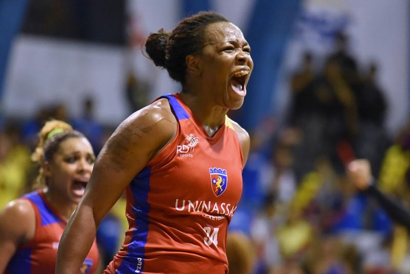 Gilmara quer fazer uma excelente pré-temporada / Foto: João Pires/LBF