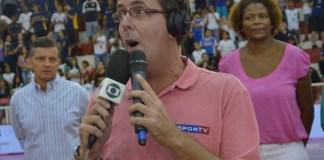 Carlos Renato dos Santos, o Renatinho, é um dos comentaristas dos canais SporTV / Foto: Arquivo