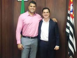 Vlademir Pereira Silva e Sílvio Garcia Júnior / Foto: Kiko Ross/ASE