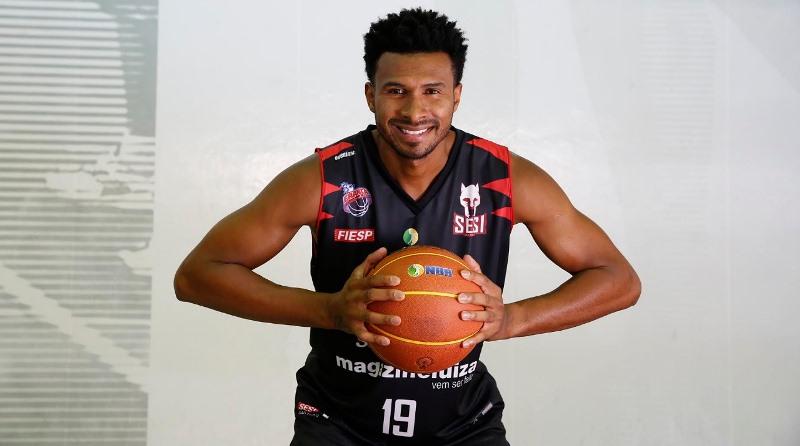 Leandrinho foi campeão da NBA pelo Golden State Warriors / Foto: Divulgação