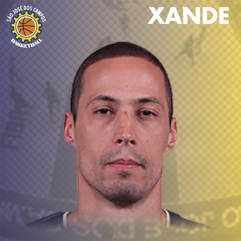O experiente armador Xande é um dos reforços da equipe joseense / Foto: Divulgação