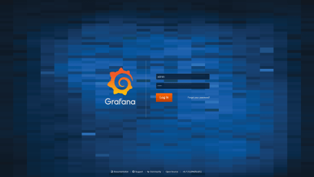 Grafana Login