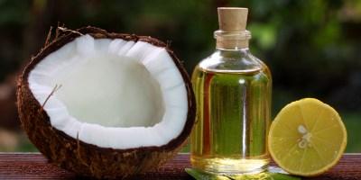 minyak kelapa untuk rambut