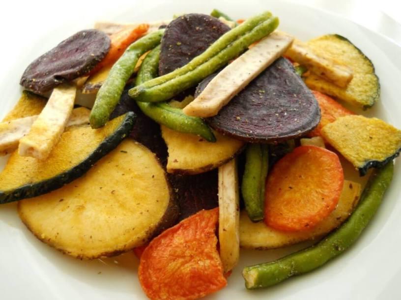 bisnis keripik buah dan sayur