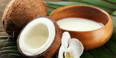 manfaat santan kelapa untuk wajah