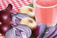 jus bawang merah