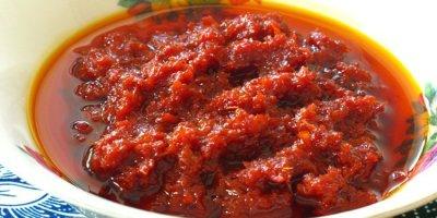 sambal bawang pedas
