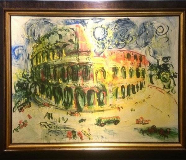 lukisan terindah di indonesia