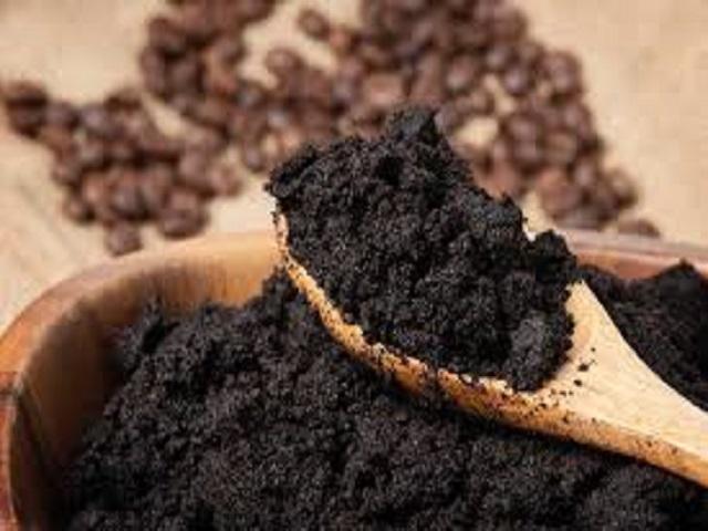 manfaat ampas kopi hitam
