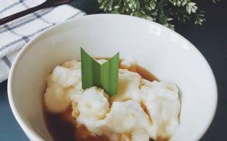resep bubur sumsum untuk jualan