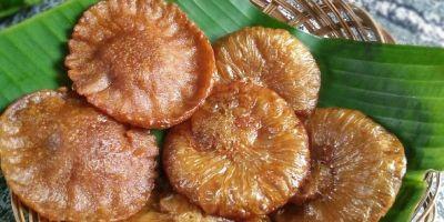 Resep Kue Cucur Gula Pasir