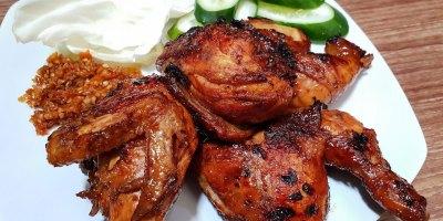 cara masak ayam bakar