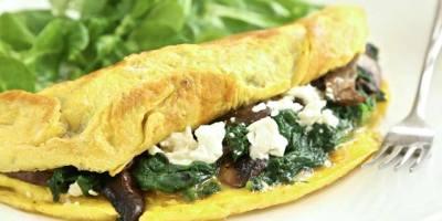 cara-membuat-omelet-telur-sayur