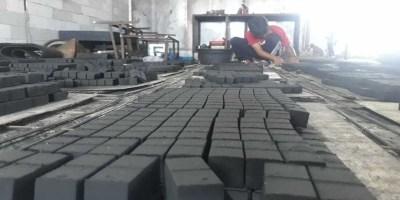 cara membuat briket batubara