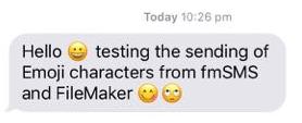 emoji-received