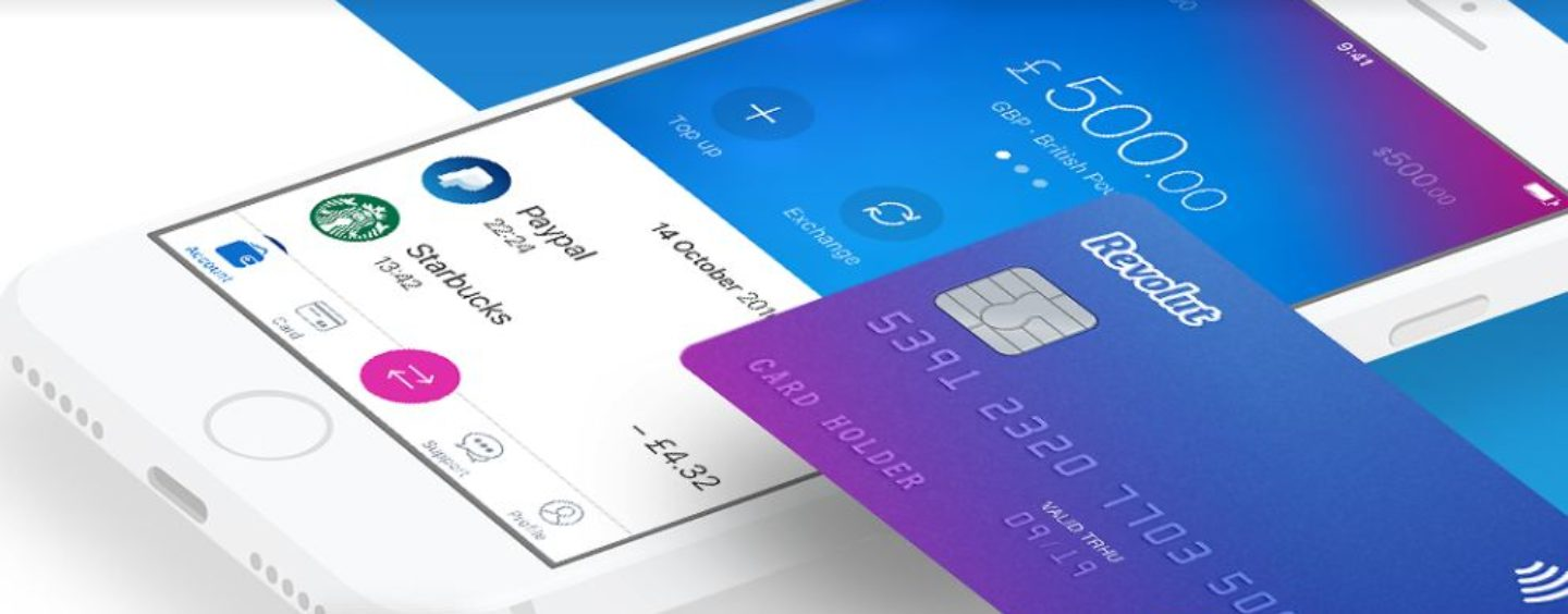 Revolut - A Fintech Startup with huge Potential   Data Driven Investor