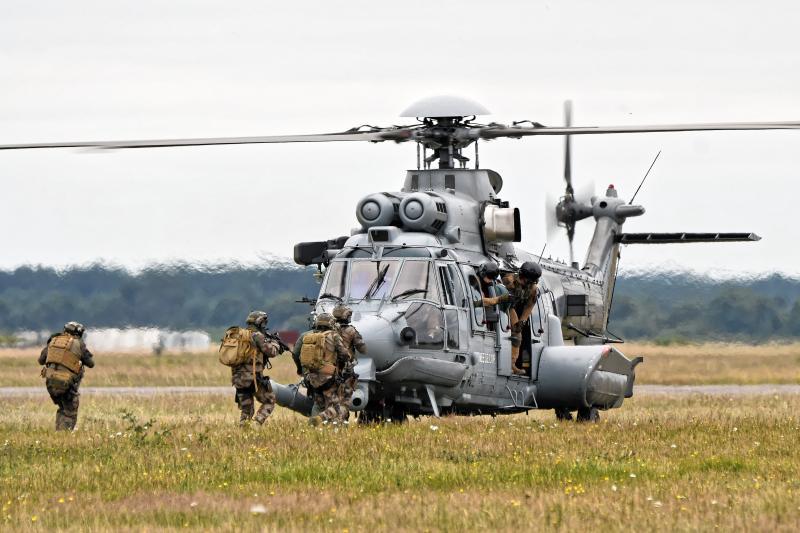 Liste des hélicoptères de l'armée française