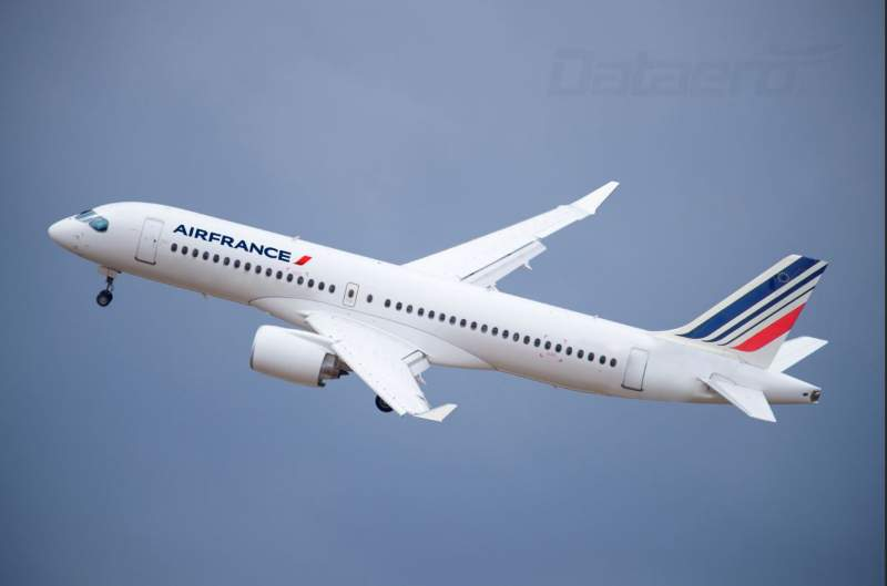 Pourquoi Air France commande des Airbus fabriqués au Canada ?
