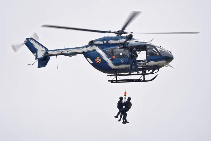 Quels sont les hélicoptères de la gendarmerie ?