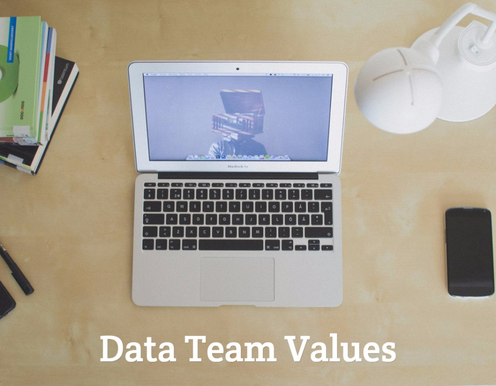 Data Team Values