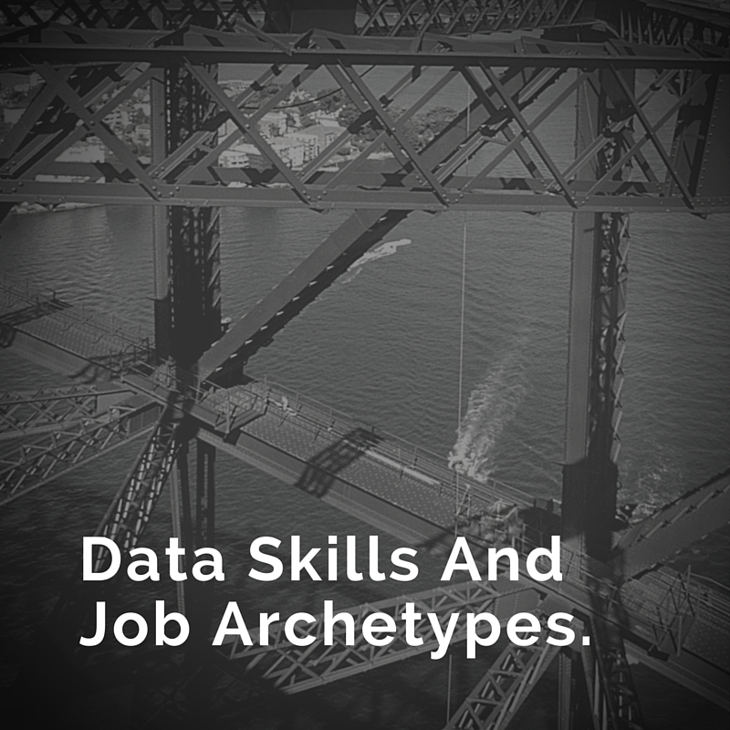 Data Skills and Job Archetypes