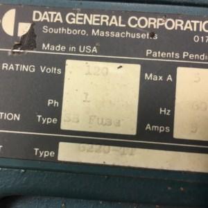 DG 6220 Winchester Label