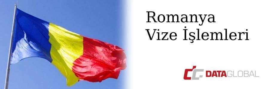 Romanya Vize İşlemleri