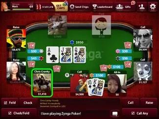 Texas Holdem Poker Facebook App