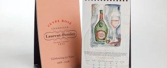 Laurent-Perrier Promotional Calendar