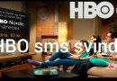 HBO sms svindel