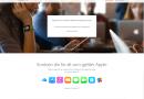 Apple-ID-en din ble brukt til å logge på iCloud med en nettleser Spam