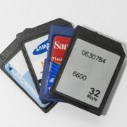 καρτες μνημης SD