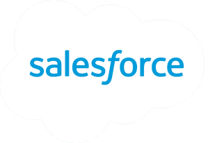 Salesforce logo.