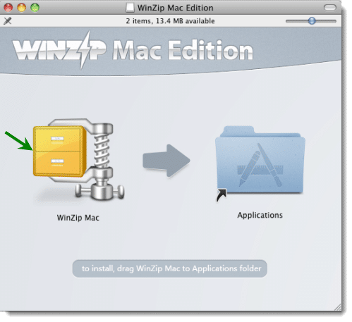 Quick tips to Open Zip files on Mac Machines and iOS powered