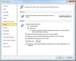 Understanding the Instant Search Feature in MS Outlook – A Primer
