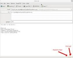 Send emails to colleagues with links to important files on your office network