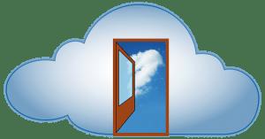 cloud storage in Outlook