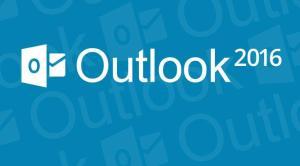 clutter option outlook 2016