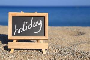 Outlook Holidays