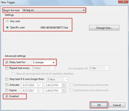 2 Methods to Auto Launch Outlook When Starting Your Computer - Data
