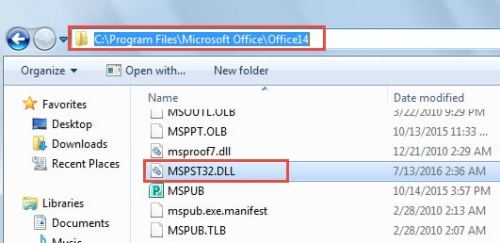 What to Do if Outlook Crashes in Safe Mode Due to Mspst32