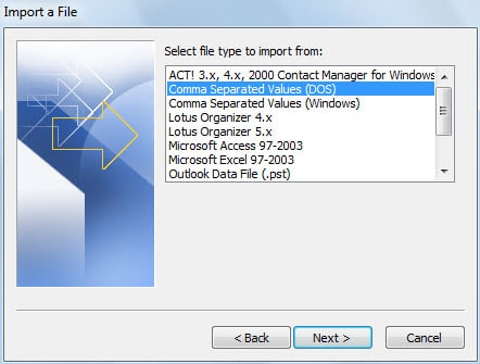 4 Steps to Extract Individual Contacts from Distribution