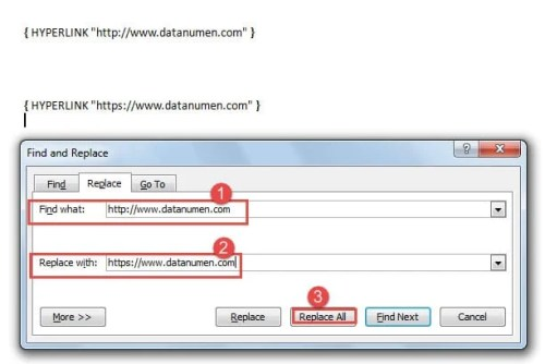 How to Find, Change and Delete Hyperlinks in Your Word