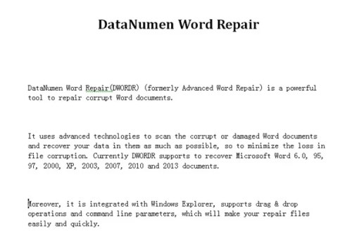 How To Quickly Delete Extra Blank Lines In Your Word Document Data