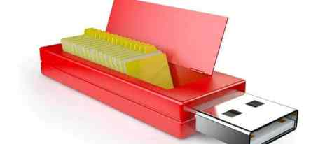 Data Protection on Flash Drive