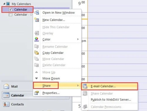 One Calendar.2 Means To View Multiple Calendar Months At The Same Time In Outlook