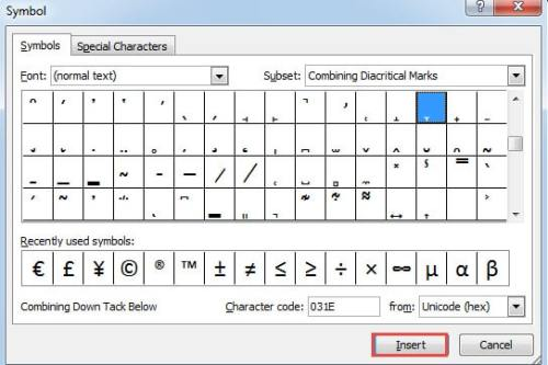 3 Quick Methods To Insert Special Symbols Into Your Excel Cells