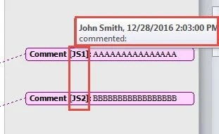 ms excel change author name