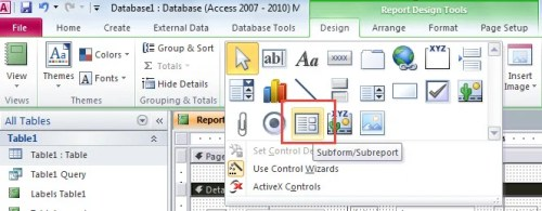 How to Add Multiple Queries in One MS Access Report - Data Recovery Blog